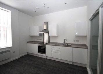 Thumbnail 1 bedroom flat to rent in Vicarage Farm Road, Fengate, Peterborough
