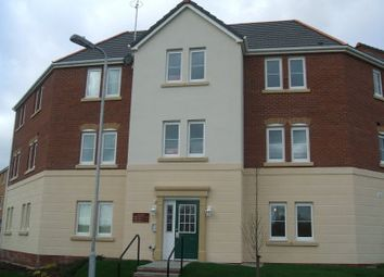 Thumbnail 2 bed flat to rent in Erw Hir, Bridgend