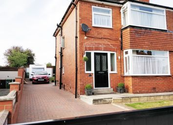 Thumbnail 3 bed semi-detached house for sale in Alandale Drive, Garforth, Leeds