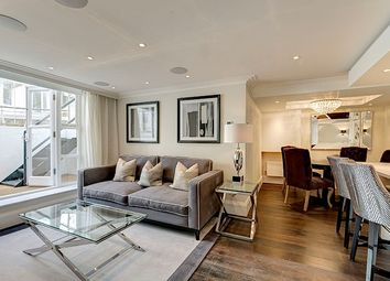 Thumbnail 2 bed flat to rent in Patio Flat Peony Walk, Park Walk, Chelsea