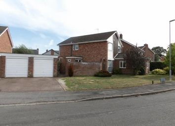 Thumbnail 4 bed detached house for sale in All Saints Road, Thurcaston, Leicester, Leicestershire