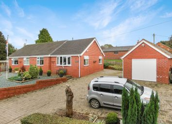 Thumbnail 4 bed detached bungalow for sale in Nantwich Road, Woore, Crewe