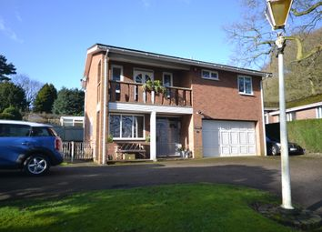 Thumbnail 4 bed detached house for sale in Highfield Court, Off Clayton Road, Clayton