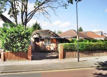 Thumbnail 1 bed bungalow for sale in Minterne Avenue, Southall