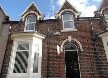 Thumbnail 4 bedroom terraced house for sale in Alice Street, Sunderland