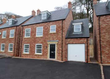 Thumbnail 5 bed detached house for sale in Lightwood Road, Lightwood, Stoke-On-Trent