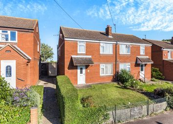 Thumbnail 3 bed semi-detached house for sale in Hillary Rise, Arlesey