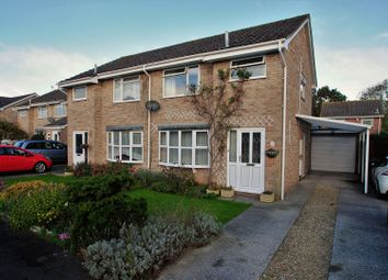 Thumbnail 3 bed semi-detached house for sale in Chantry Drive, Worle, Weston-Super-Mare