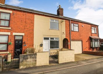 Thumbnail 2 bed terraced house to rent in Bridle Lane, Leabrooks, Alfreton