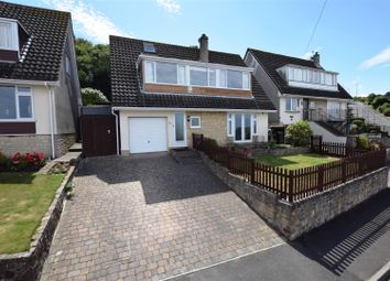 Thumbnail 3 bed detached house for sale in Hillside Road, Portishead, Bristol