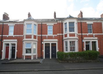 Thumbnail 3 bed flat to rent in Ashleigh Grove, Jesmond, Newcastle Upon Tyne