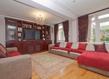 Thumbnail 4 bed detached house for sale in Woodhall Drive, Hatch End, Pinner