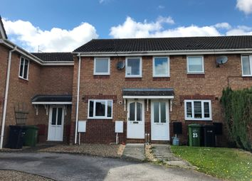 Thumbnail 2 bed terraced house for sale in Earsham Drive, King's Lynn