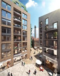 Thumbnail 3 bed flat for sale in Ram Quarter, Ram Street, Wandsworth, London