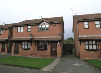 Thumbnail 2 bedroom semi-detached house for sale in Dudley, Netherton, Round Street