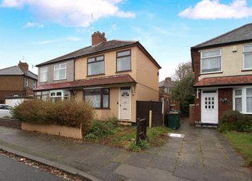 Thumbnail 3 bed semi-detached house for sale in Burnsall Road, Canley, Coventry