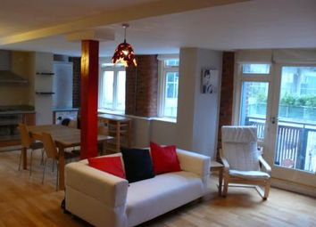 Thumbnail 2 bedroom flat to rent in The Gallery Blackfriars Street, Salford, Greater Manchester