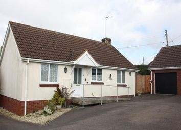 Thumbnail Detached bungalow for sale in Markers Park, Payhembury, Honiton