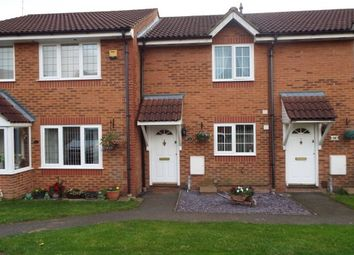 Thumbnail 2 bed terraced house to rent in Home Field Drive, Nursling, Southampton