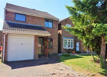 Thumbnail 3 bed detached house for sale in Merton Close, Chatham