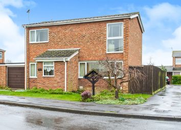 Thumbnail 3 bedroom detached house for sale in Merlin Drive, Ely