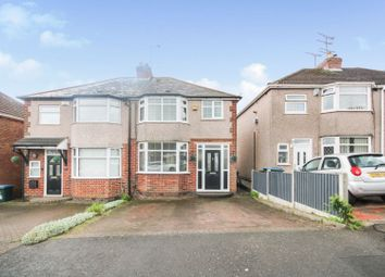 Thumbnail 3 bed semi-detached house for sale in Edward Road, Coventry