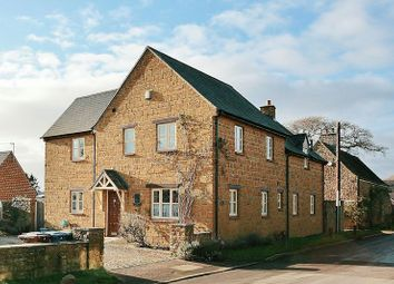 Thumbnail 4 bed detached house for sale in Milcombe, Banbury