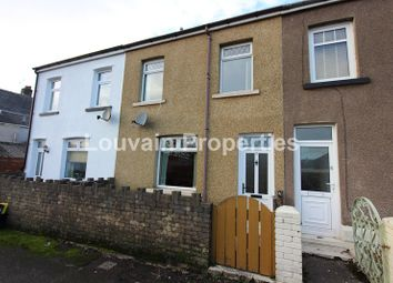 Thumbnail 2 bed end terrace house to rent in Well Street, Brynmawr, Ebbw Vale, Blaenau Gwent.