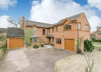 Thumbnail 5 bedroom detached house for sale in Wishart Green, Old Farm Park, Milton Keynes