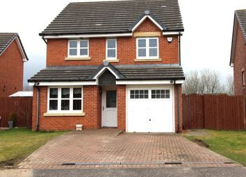 Thumbnail 3 bed detached house for sale in 24, Lochranza Crescent, Airdrie