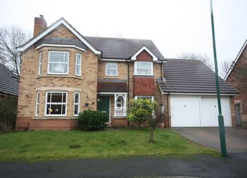 Thumbnail 4 bed detached house for sale in Roseberry Mount, Guisborough