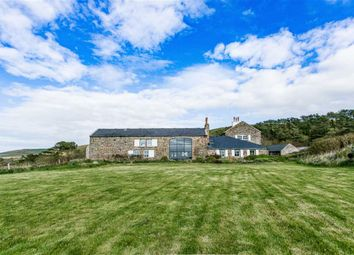 Thumbnail 5 bed country house for sale in Ramsey Road, Peel, Isle Of Man