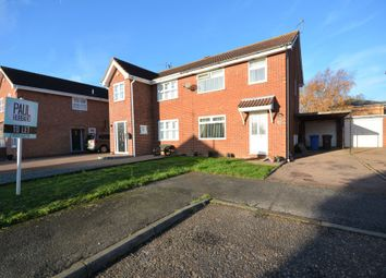 Thumbnail 3 bed semi-detached house to rent in Copper Beech Drive, Carlton Colville, Lowestoft, Suffolk