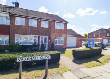 Thumbnail 5 bed semi-detached house for sale in Vauxhall Close, Northfleet, Gravesend