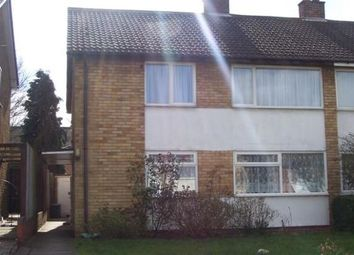 Thumbnail 2 bedroom maisonette to rent in Lazy Hill, Kings Norton, Birmingham