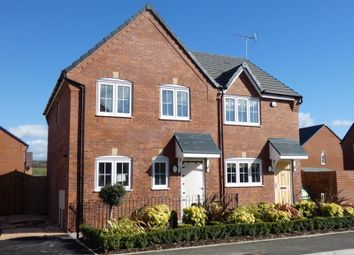 Thumbnail 3 bed semi-detached house for sale in Porthouse Rise, Bromyard