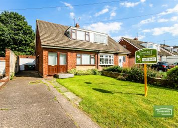 Thumbnail 3 bed semi-detached house for sale in Beechtree Road, Walsall Wood