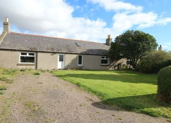 Thumbnail 2 bedroom bungalow to rent in Kirkside, St. Cyrus, Montrose