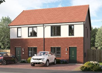 """Thumbnail 3 bed semi-detached house for sale in """"The Culbridge"""" at Vigo Lane, Chester Le Street"""