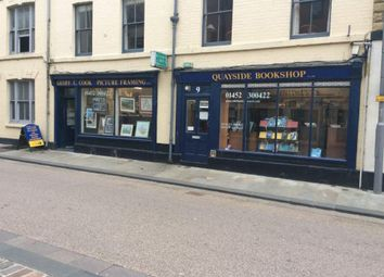 Thumbnail Retail premises for sale in 7 Commercial Road, Gloucester