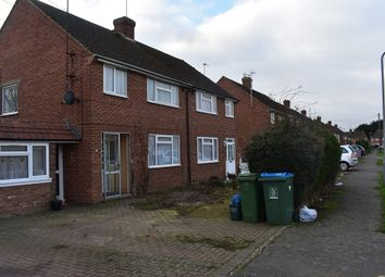 Thumbnail 3 bed detached house to rent in Cromwell Ave, Aylesbury