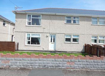 Thumbnail 2 bed flat for sale in Twynderyn Flats, Nantyglo