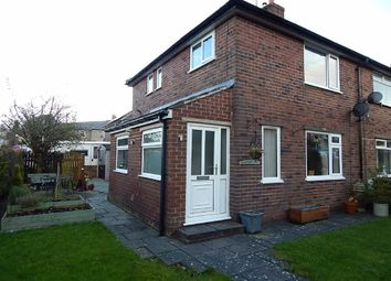 Thumbnail 2 bed semi-detached house for sale in Burlow Road, Harpur Hill, Derbyshire