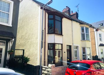 Thumbnail 3 bed terraced house for sale in Taliesin Street, Llandudno