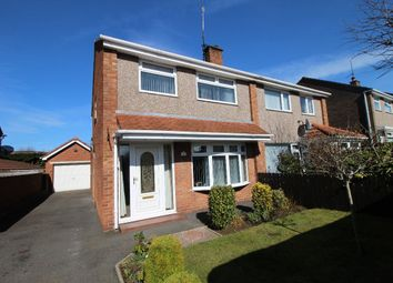 Thumbnail 3 bed semi-detached house for sale in Greenburn Way, Lisburn