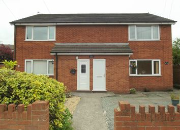 Thumbnail 2 bed flat to rent in Croft Gardens, Kirkham, Lancashire