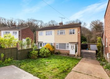 Thumbnail 3 bed semi-detached house for sale in Stonehouse Drive, St. Leonards-On-Sea