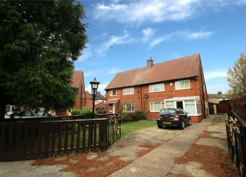 Thumbnail 3 bed semi-detached house for sale in Princess Avenue, South Elmsall