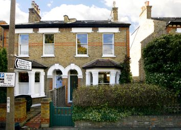 Thumbnail 4 bed property to rent in Vicarage Road, Teddington