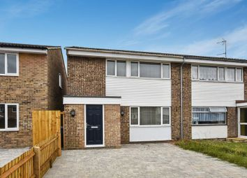 Thumbnail 4 bed semi-detached house for sale in Lysander Close, Bicester